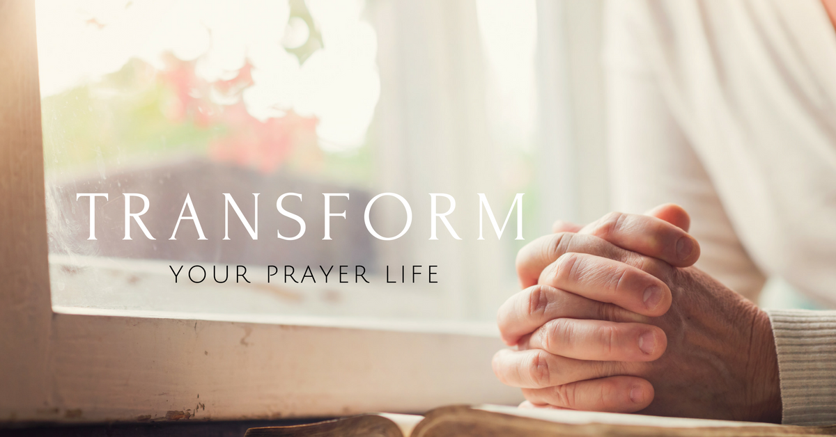 Prayer isn't always easy, but second only to Bible Intake, prayer is an essential spiritual discipline ot cultivate. Check out this post for 10 resources to transform your prayer life. #prayer #prayers #prayerlife #prayerresources #prayerjournal #prayernotebook #warroom