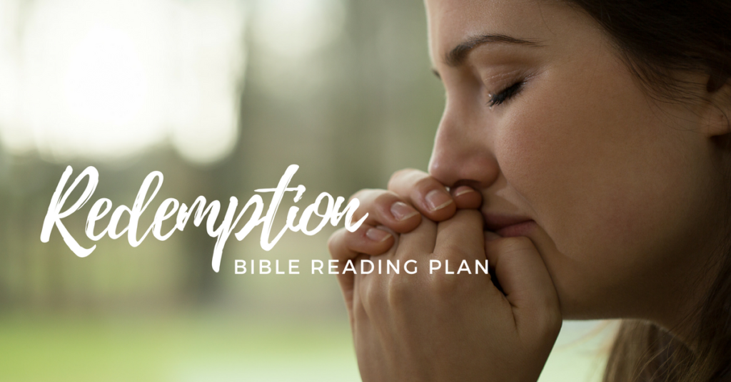 Free Bible Reading Plan on Redemption