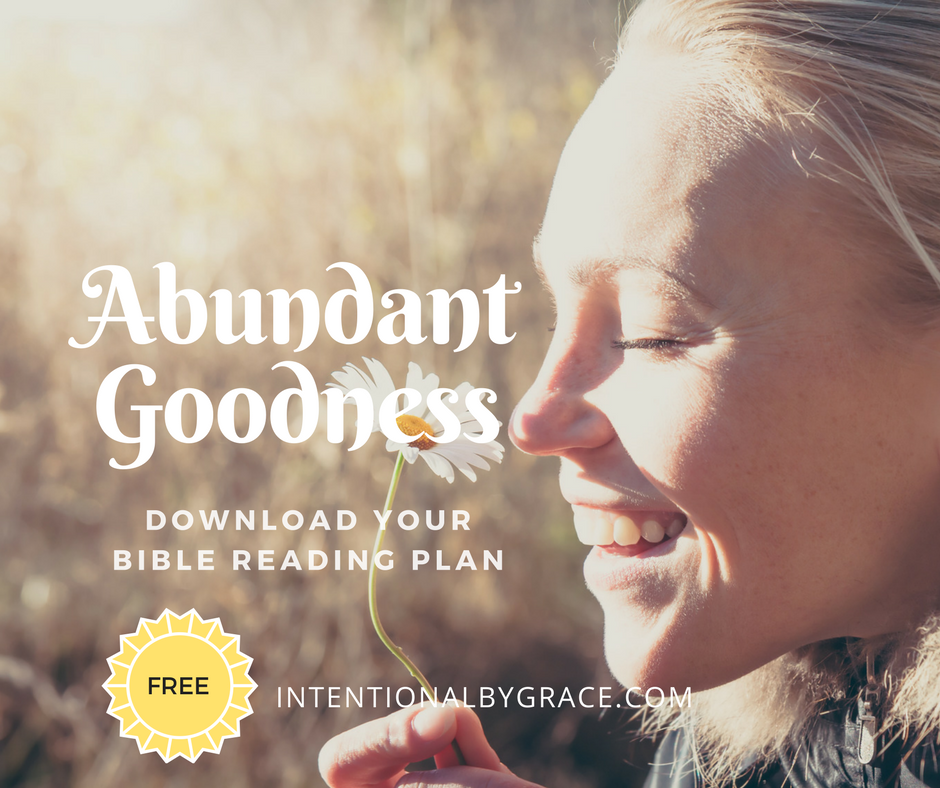 Is God really good? Download this FREE Topical Bible reading plan on goodness and discover what the Bible has to say.