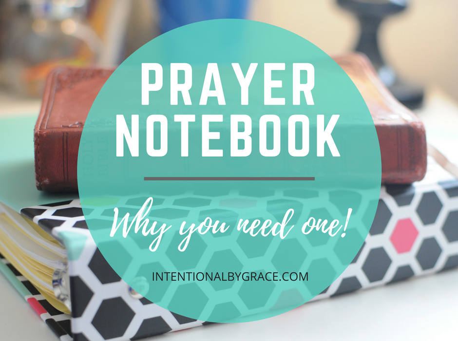 What is a Prayer Notebook (and Why Do You Need One)?