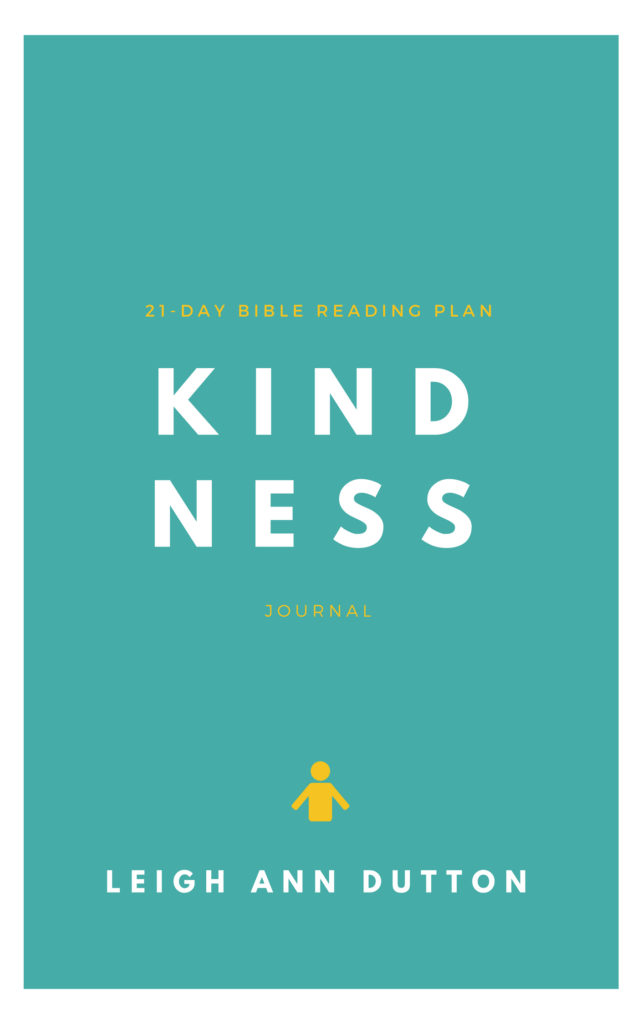 Do you want to grow in kindness? Then download this Topical Bible Reading Plan and Journal on Kindness.