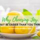 Choosing Joy in Trials may be easier than you think!
