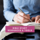 My favorite Bible study tools and resources!