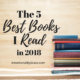 5 Best Books I Read in 2018