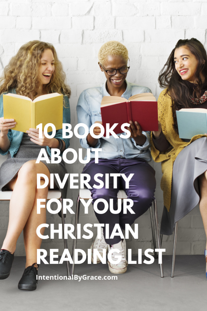 10 Books About Diversity for Your Christian Reading List - Reading Challenge