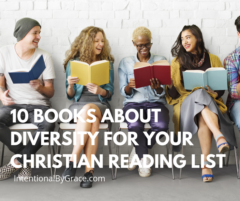 10 Books About Diversity for Your Christian Reading List