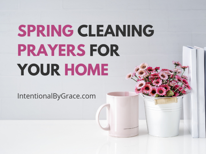 photograph regarding Printable Prayer Cards identify Spring Cleansing Prayers for Your Dwelling As well as Totally free Printable