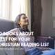 10 Books About Rest for your Christian Reading List