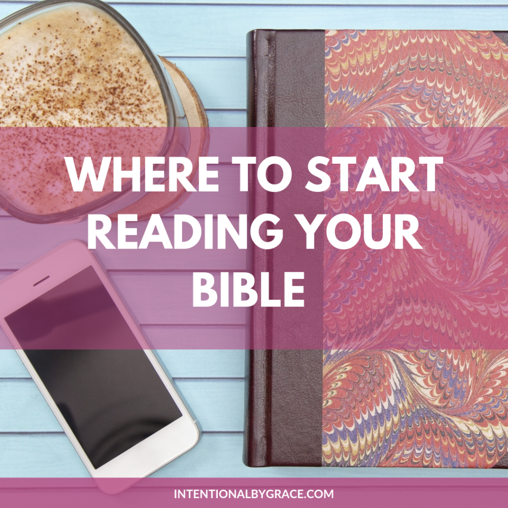 Free Bible reading log!