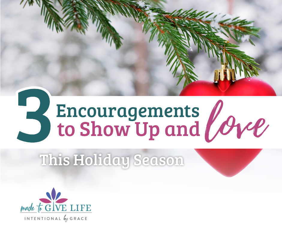 3 Practical ways to show love to your family and in-laws during the holidays