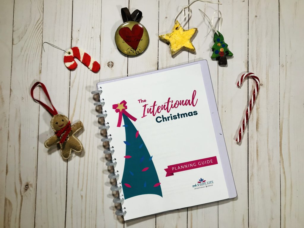 The Intentional Christmas Planning Guide