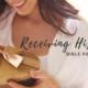 Receiving His Gifts Bible Reading Plan