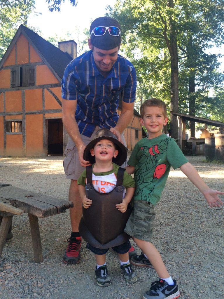 Virginia Family Adventure Bucket List