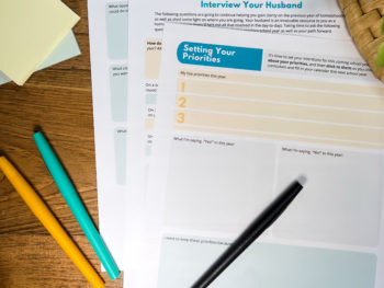 Your Intentional Family Homeschool Planning Guide - Plan your homeschool year with confidence!